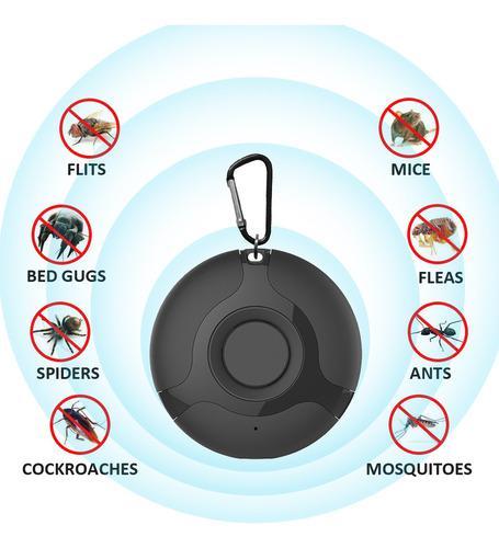 Repelente de insectos ultrasonido seguro repeler animales