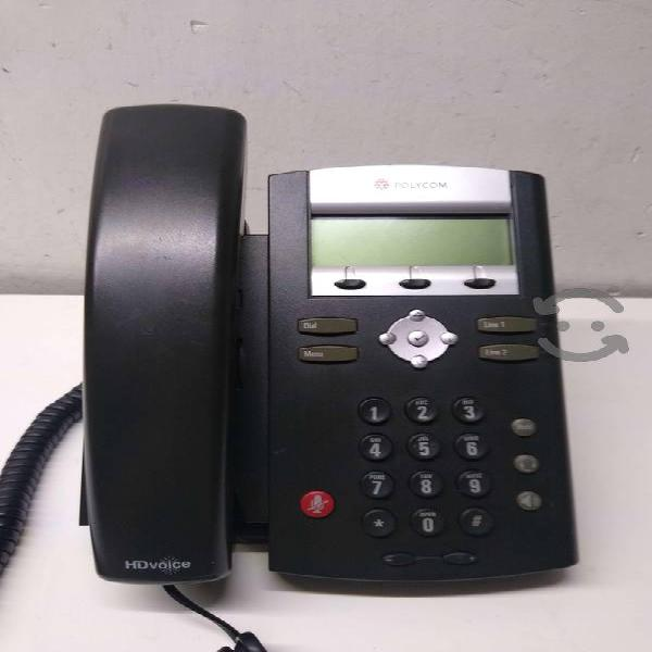Telefono polycom ip335 funcionando excelente poe
