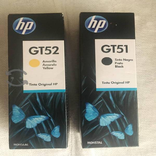 Tinta original hp gt51