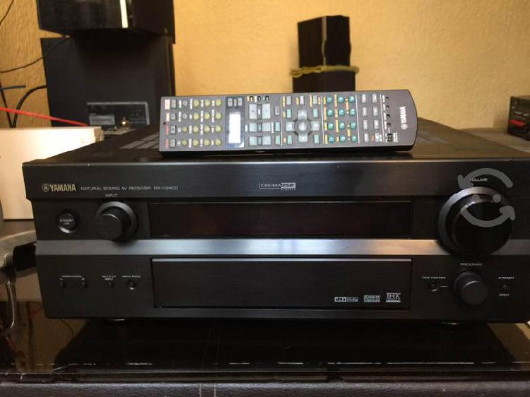 Yamaha rxv 2400