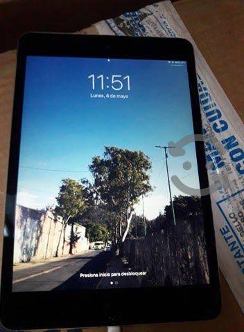 Ipad mini 4 de 128gb sin cuentas