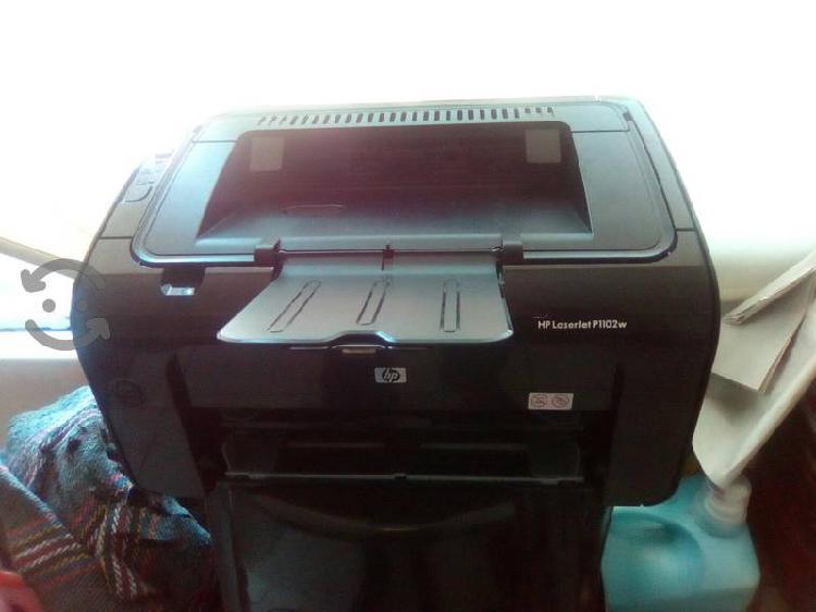Impresora laser hp 1102 w, wifi