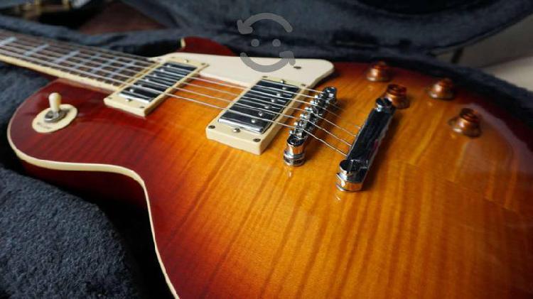 Guitarra epiphone les paul standard plus-top pro h