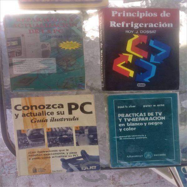 Libros tecnicos, motivacionales, y otros temas