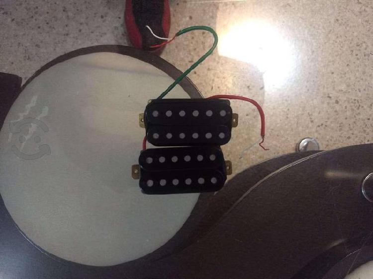 Pastillas guitarra eléctrica