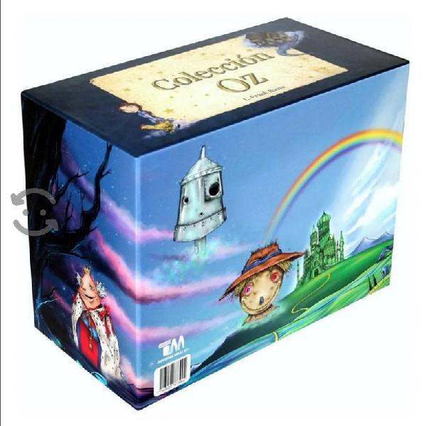 Colección mago de oz 15 libros de colección nuevo
