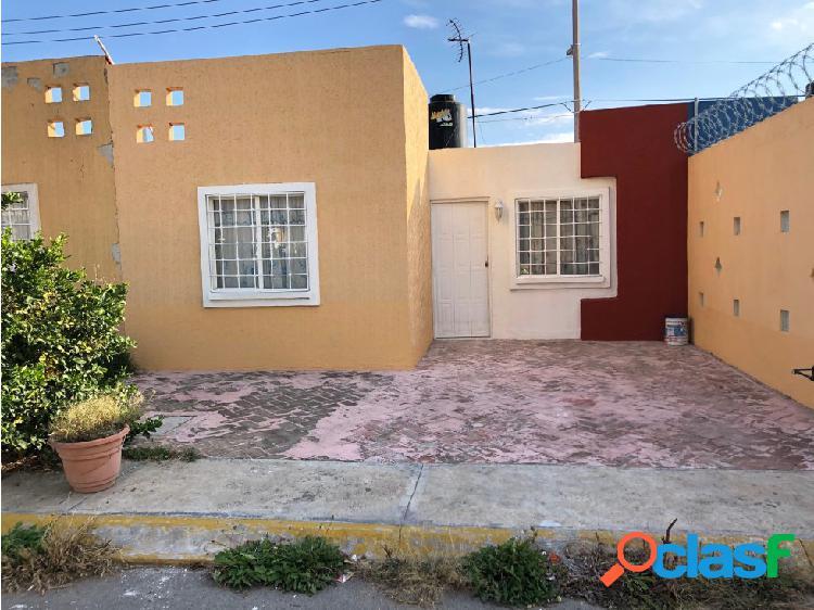 Casa venta sobre avenida en santa matilde, pachuca