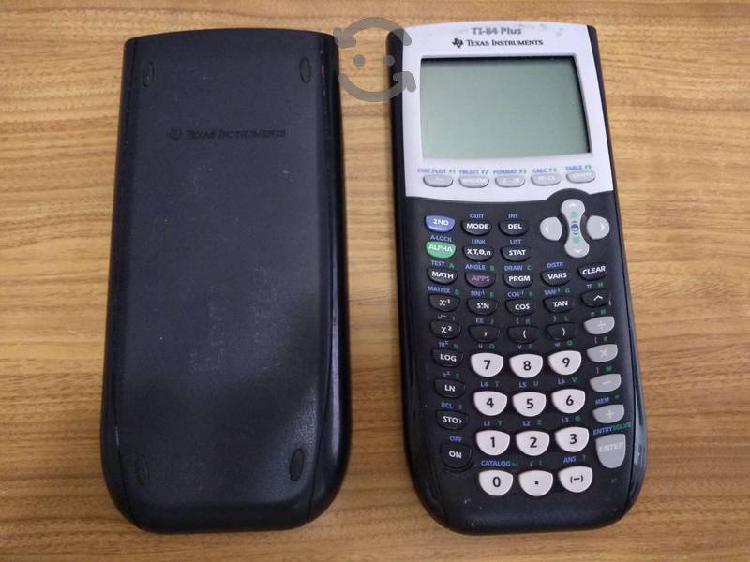 Calculadora graficadora ti-84 plus