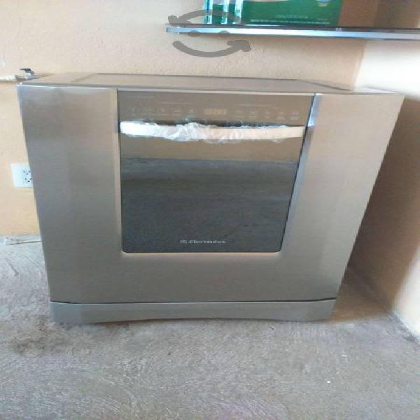 Electrolux lavavajillas de 12 servicios inoxidable