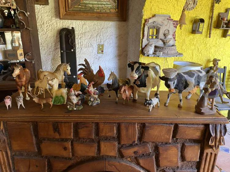 Figuras de adorno animales