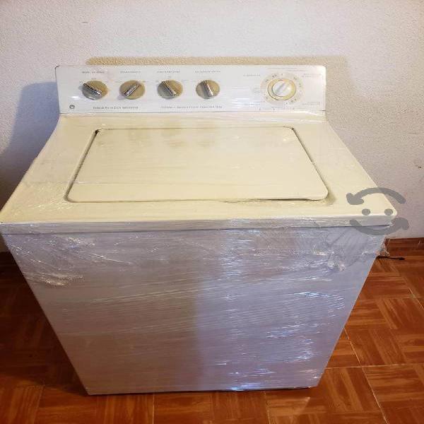 Lavadora general electric 10 ciclos