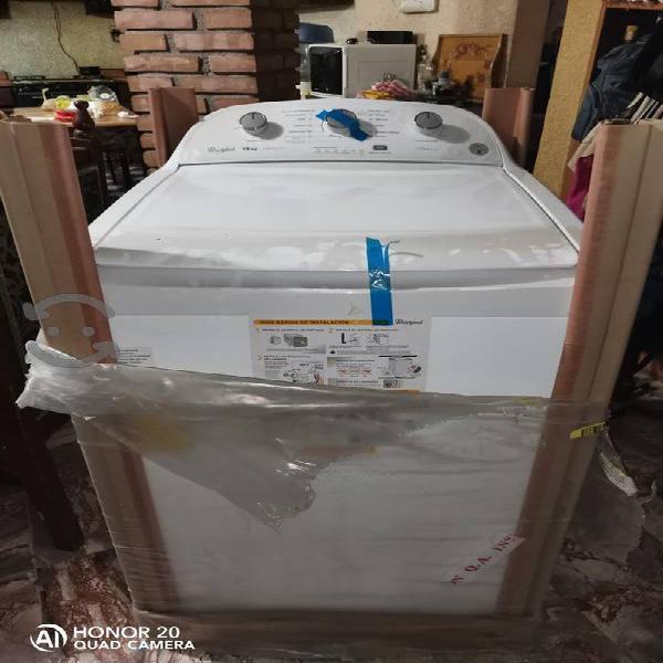 Lavadora whirlpool 18kg ¡nueva!