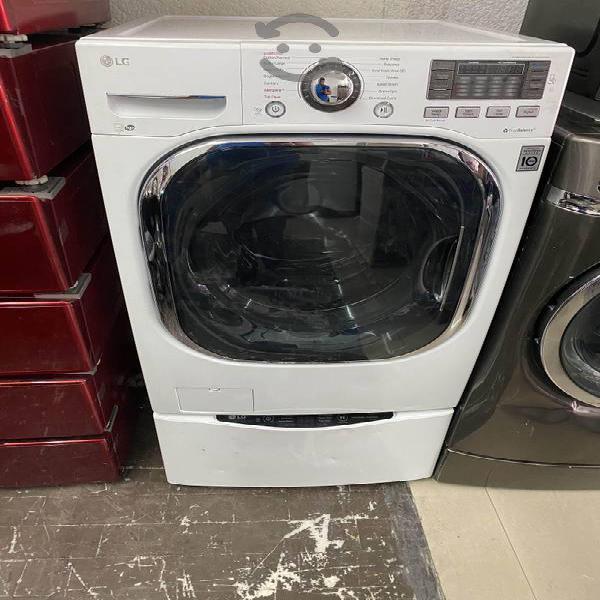 Lavadora lg 25 kg incluye mini lavadora