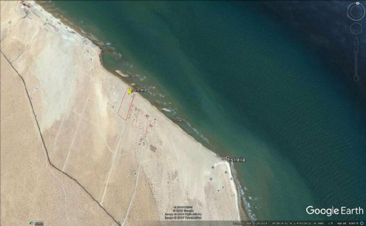 Playa en venta. puerto de san felipe