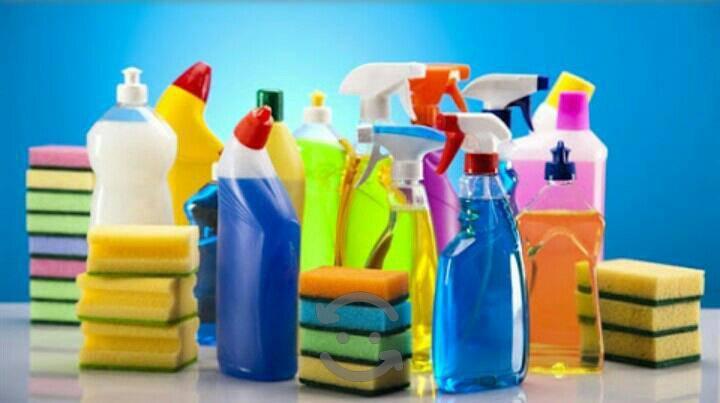 Productos de limpieza y jarceria
