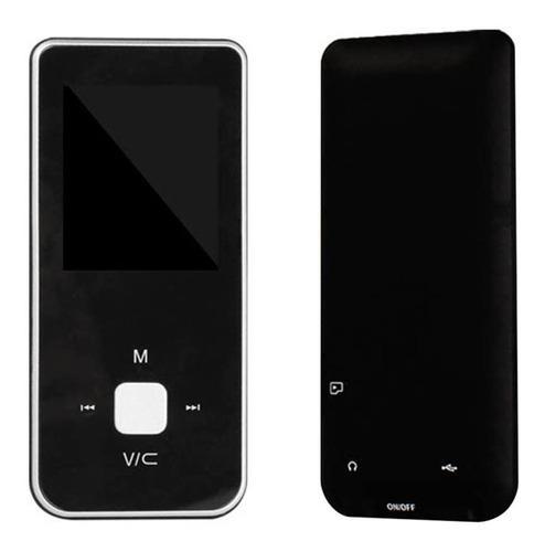Reproductor mp3 mp4 digital music player blanco música vide