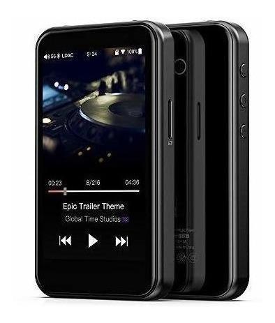Reproductores de mp3 y mp4 audio y video portátil 8492 fiio