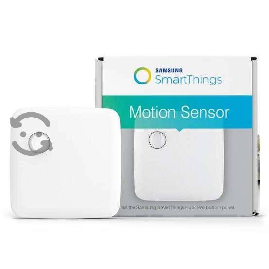 Samsung smart things home monitoring kit sensores