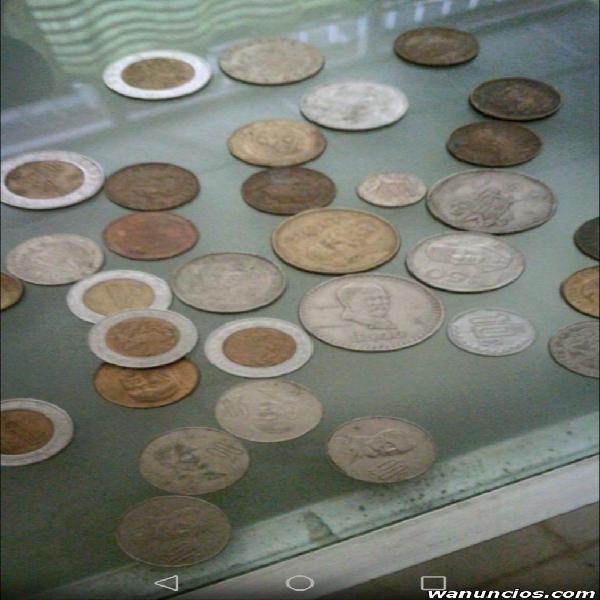 Vendo monedas antiguas!!!. (México)