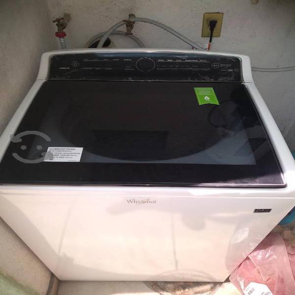Lavadora whirlpool 24 kg último precio ya para