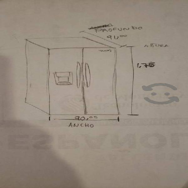 Refrigerador duplex maytag