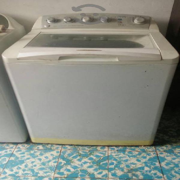 Remató lavadora general electric de 17 kg