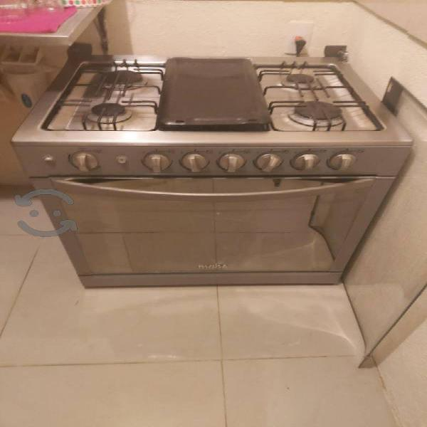 Remato estufa mabe 6 quemadores