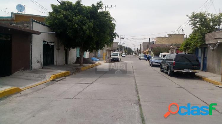 Terreno comercial en renta en ampliación emiliano zapata, ixtapaluca, méxico