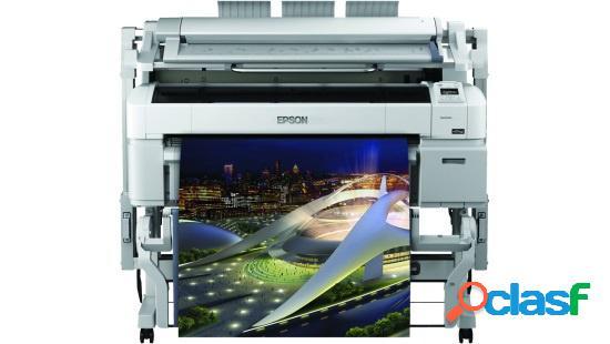 Plotter epson surecolor t5270 doble rollo 36'', color, inyección, print - para validar su garantía requiere instalación de la marca, favor de contactar a servicio al cliente