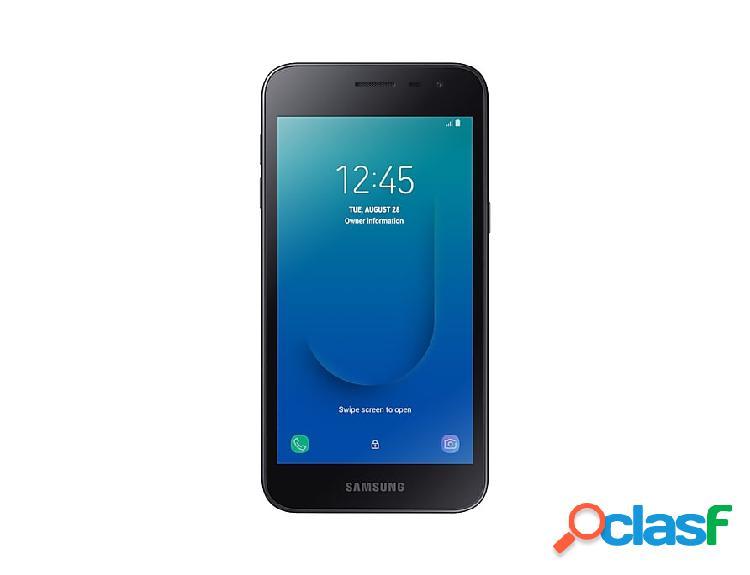 "Smartphone samsung galaxy j2 core 5"" dual sim, 540 x 960 pixeles, 4g, android 8.1, negro"