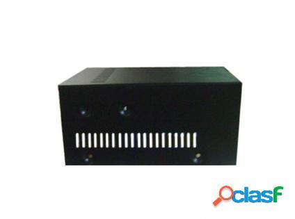 Epcom gabinete para radios icom sr-x21, negro