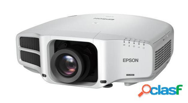 Proyector epson pro g7500u 3lcd, wuxga 1920 x 1200, 6500 lúmenes ansi, 3d, blanco