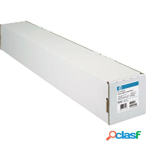 Hp rollo de papel heavyweight coated 24¨x 100'