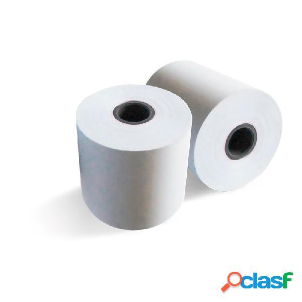 Qian papel térmico 57 x 60mm, 6 piezas