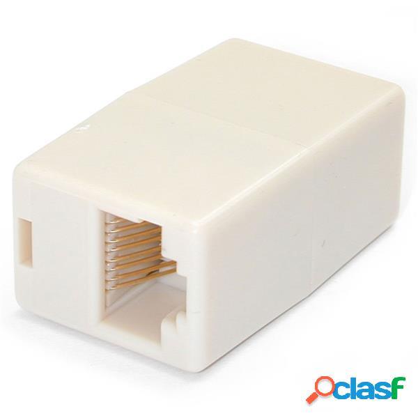 Startech.com conector modular para 8 cables cat5e rj-45, paquete de 10 piezas