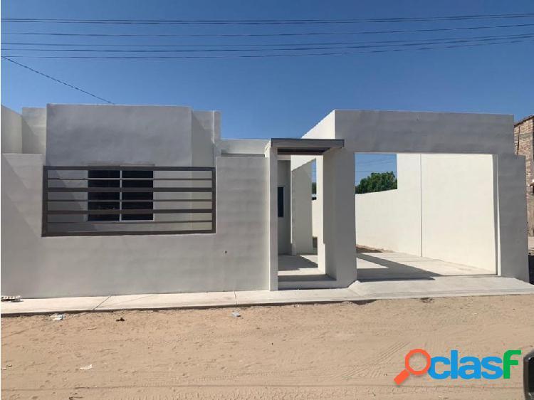 Hermosa casa nueva en céntrica zona de san luís rc