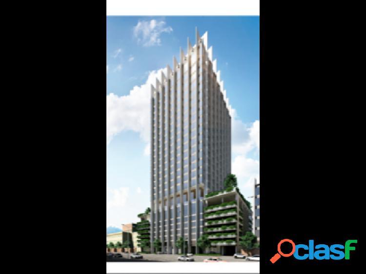 Oficinas renta 375.79 mts2 torre 411 c mty lsl
