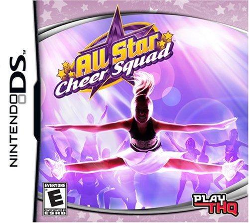 All star cheer squad nintendo ds