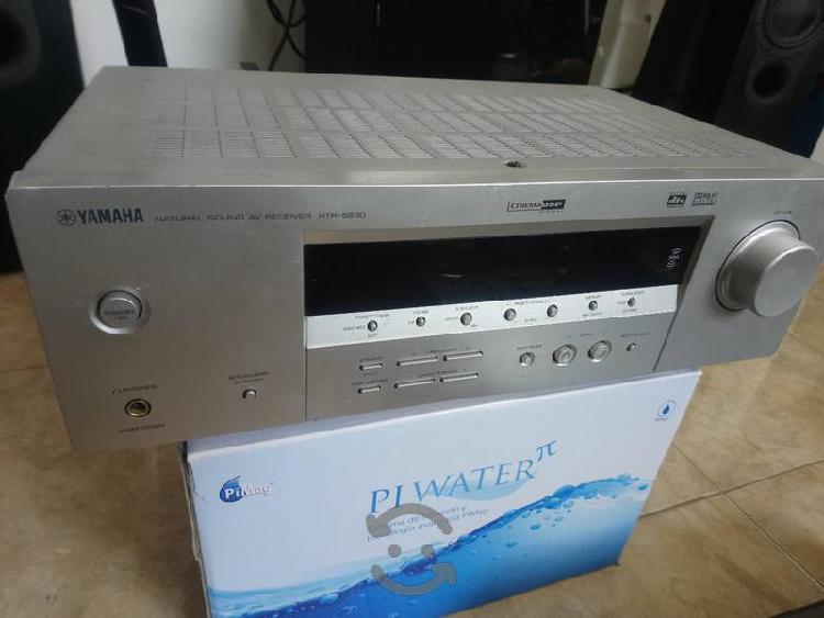 Amplificador yamaha htr 5930 con detalle