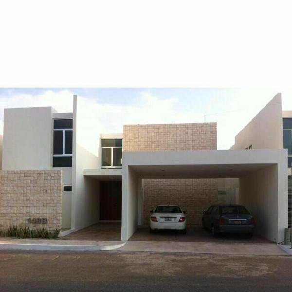 Casa en privada en montecristo