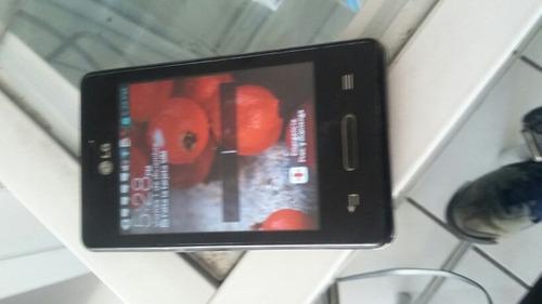 Celular LG Optimus L3x No Tiene Antena