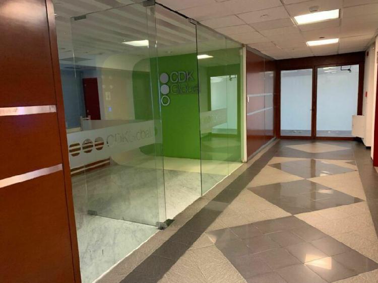 Excelente oficina de 310 m2, corredor insurgentes sur
