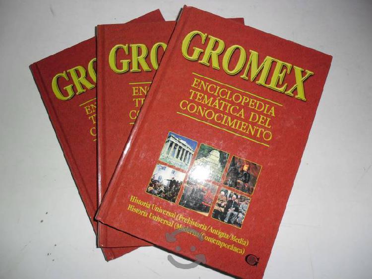 Enciclopedia temática del conocimiento