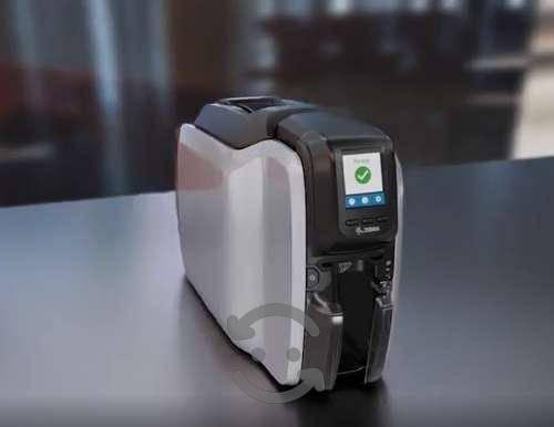 Impresora de credenciales zebra zc300 ambos lados