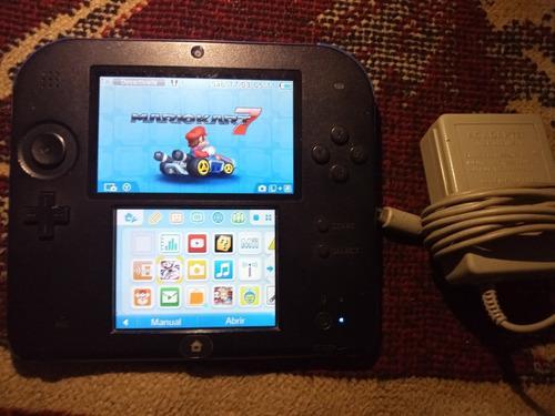 Nintendo 2ds + 16gb