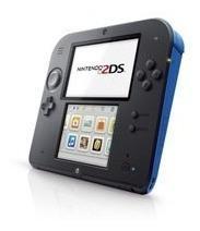 Nintendo 2ds - azul y mario kart 7 fisico