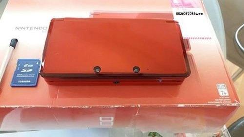 Nintendo 3ds como nuevo en su caja incluyo 4 juegos y envio.