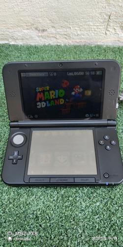 Nintendo 3ds xl 2 juegos originales y sd con + de 20 juegos