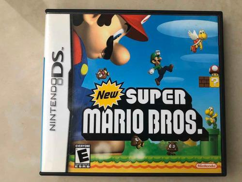 Nintendo dsi, 9 juegos y una funda