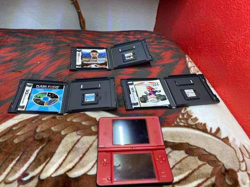 Nintendo xl edicion mario